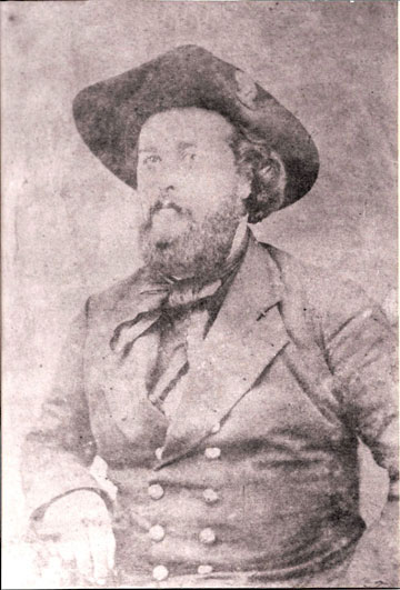 Confederate Col. Henry Theodore Titus