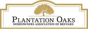 Plantation Oaks Logo